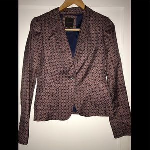 Blazer Limited gorgeous with diamond buttons!